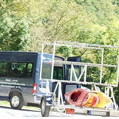 Vereinsbus ZWR